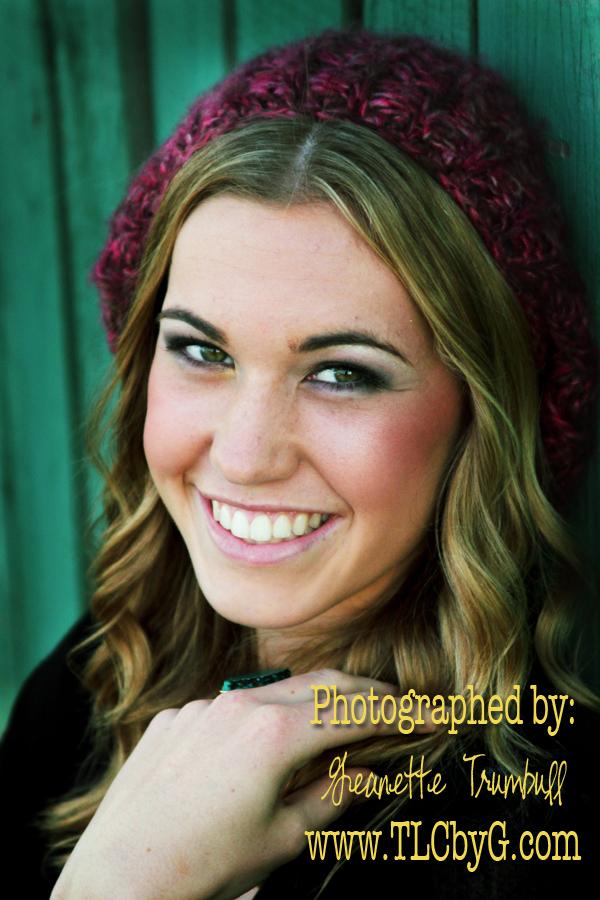 TLC by G Haute Senior Photography: Kylie G.
