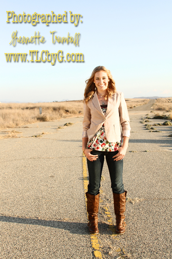 TLC by G Haute Senior Photography: Ashley is 16 and her